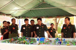 Cục Hậu cần Quân khu 9 tổ chức Đại hội Thi đua Quyết thắng