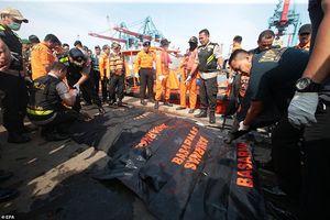 Toàn cảnh vụ rơi máy bay khiến 188 người thiệt mạng ở Indonesia