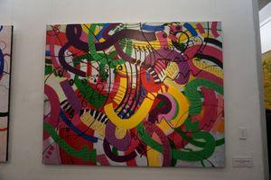 Chiêm ngưỡng 'Vũ điệu sắc màu' của nghệ sĩ Việt Nam, Hà Lan