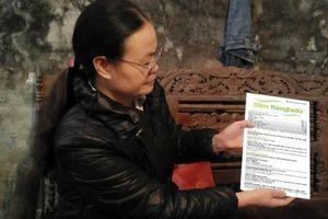 Bộ Y tế cảnh báo: Không dùng 'thảo dược giảm cân gia truyền của Bà Dung'