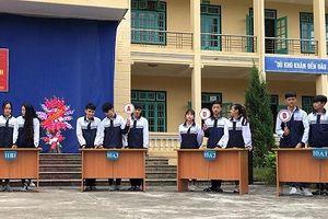 Học sinh Tuyên Quang vui học cùng Hội thi thí nghiệm - thực hành
