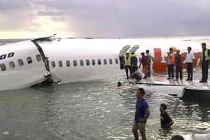 Máy bay Lion Air của Indonesia chở 189 người rơi xuống biển