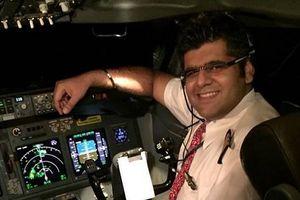 Tiết lộ về cơ trưởng lái chiếc máy bay Lion Air chở 189 người rơi xuống biển