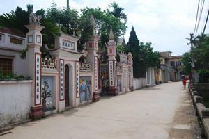 Xây thêm đền thờ Nguyễn Trãi cạnh đền có sẵn?