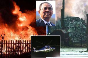 Khó có phép mầu cho ông chủ CLB Leicester trong vụ rơi trực thăng