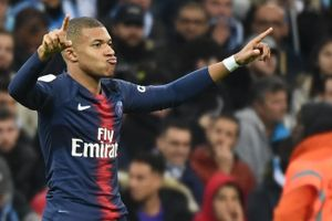 Mbappe giúp PSG nhấn chìm Marseille trong trận 'Siêu kinh điển' Pháp