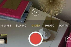 Khám phá thiết lập quay video độc đáo trên iPhone Xs