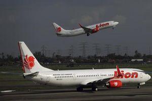 Máy bay chở khách của Lion Air rơi xuống biển Indonesia