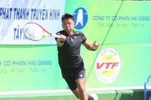 Lý Hoàng Nam tăng 58 bậc, lần đầu lên hạng 423 ATP