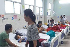 55 học sinh nhập viện nghi ngộ độc thực phẩm