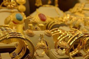 Giá vàng trong nước có những tín hiệu tích cực phục hồi trở lại