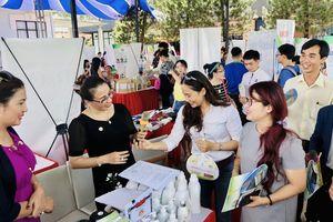 Sản phẩm sạch Global Malls tham gia Ngày hội giao thương sản phẩm Việt