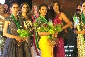 Phương Khánh tiếp tục giành giải Vàng tại Hoa hậu Trái đất