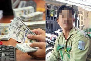 Thẩm tra gia cảnh người đổi 100 USD bị phạt 90 triệu đồng