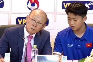 Thêm trợ lý chia tay HLV Park Hang Seo trước thềm AFF Cup 2018
