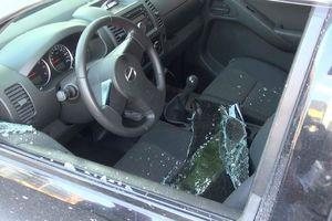 Phá cửa ô tô trộm 3,5 tỷ đồng trước cửa ngân hàng
