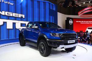 Chi tiết bán tải Ford Ranger Raptor đầy nam tính và 'hầm hố'
