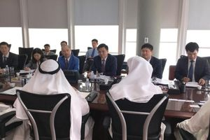 Lãnh đạo Petrovietnam thăm và làm việc tại Kuwait