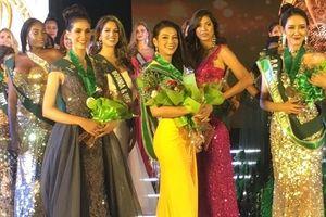 Đại diện Việt Nam – Nguyễn Phương Khánh giành Huy chương vàng trang phục dạ hội tại Miss Earth 2018