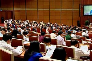 Quốc hội tiếp tục ngày làm việc thứ ba thảo luận về kinh tế-xã hội