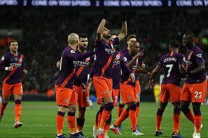 Pep cao tay, Man City gieo sầu cho Tottenham