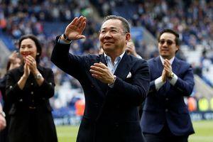 Điều đặc biệt về Chủ tịch Leicester City và Á hậu Thái Lan trong vụ rơi trực thăng