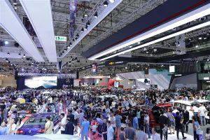 Gần 900 xe ô tô được đặt mua trong thời gian diễn ra Triển lãm ô tô Việt Nam 2018