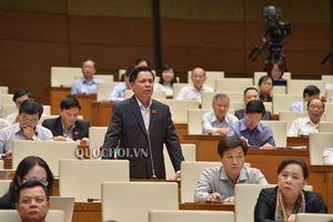 Bộ trưởng Bộ Giao thông giải trình về 2 dự án 'đã có tiền nhưng chưa sử dụng'