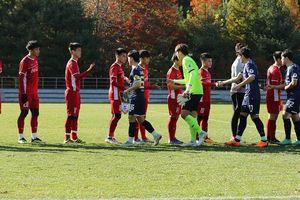 HLV Park Hang Seo bố trí đội hình lạ, ĐT Việt Nam thua Seoul E Land FC