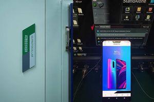 Phiên bản tùy chỉnh Oppo R15 lần đầu tiên đạt chuẩn mạng 5G