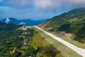 Pakyong: Sân bay nằm trên 'nóc nhà thế giới'