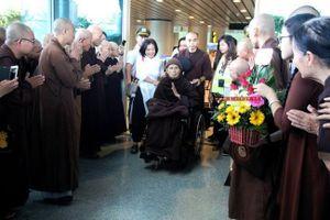 Thiền sư Thích Nhất Hạnh sẽ ở lại Việt Nam đến cuối đời