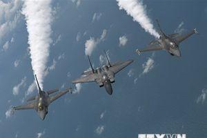 Quan chức Mỹ: Washington không ép New Delhi mua máy bay F-16