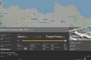 Cơ quan tìm kiếm Indonesia đã tiếp cận hiện trường vụ tai nạn máy bay