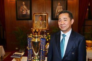 CĐV Leicester tiếc thương ông chủ - tỷ phú Thái Lan Vichai