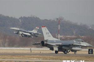 Hàn Quốc và Mỹ tìm giải pháp thay thế tập trận không quân chung