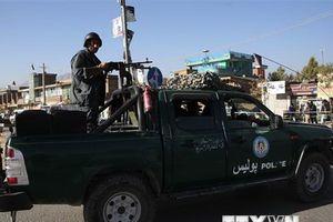 IS thừa nhận gây ra vụ nổ gần Ủy ban bầu cử ở thủ đô Afghanistan
