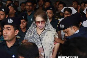 Bangladesh: Cựu Thủ tướng K.Zia bị tuyên phạt thêm 7 năm tù giam