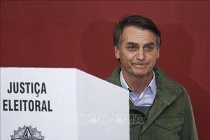Ứng cử viên đảng cực hữu Bolsonaro đắc cử Tổng thống Brazil