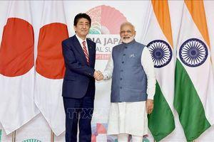 Ấn Độ-Nhật Bản củng cố quan hệ đối tác chiến lược đặc biệt và toàn cầu