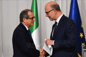 Nguy cơ khủng hoảng tài chính ở châu Âu do kế hoạch ngân sách 2019 của Italy