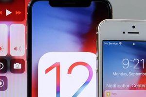 6 thủ thuật tăng tốc iPhone sau khi nâng cấp iOS 12