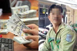 Bộ Tư pháp lên tiếng về vụ đổi 100 USD phạt 90 triệu