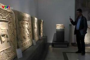 Bảo tàng cổ đại ở Damascus, Syria mở cửa trở lại sau 6 năm