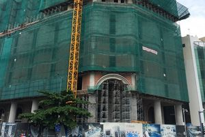 TPHCM:Nam công nhân rơi từ tầng 17 tử vong tại dự án Terra Royal