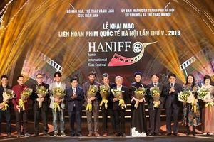 Khai mạc Liên hoan phim quốc tế Hà Nội lần thứ V năm 2018