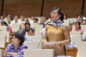 Xây nhà hát 1.500 tỷ đồng tại Thủ Thiêm: Bà Nguyễn Thị Quyết Tâm tranh luận với ĐBQH