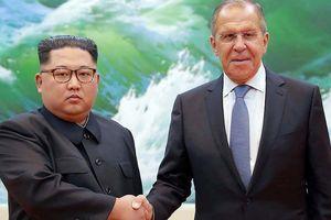 Nga không ngừng tìm cách gây ảnh hưởng với Triều Tiên