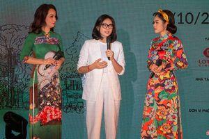 Chương trình chiếu phim ngoài trời 'nóng' với 'Cô Ba Sài Gòn' và đạo diễn Ngô Thanh Vân