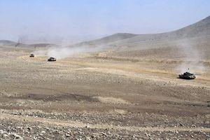 IS đẩy lùi cuộc tấn công của quân đội Syria ở Al-Safa, Sweida, sư đoàn số 4 vào trận